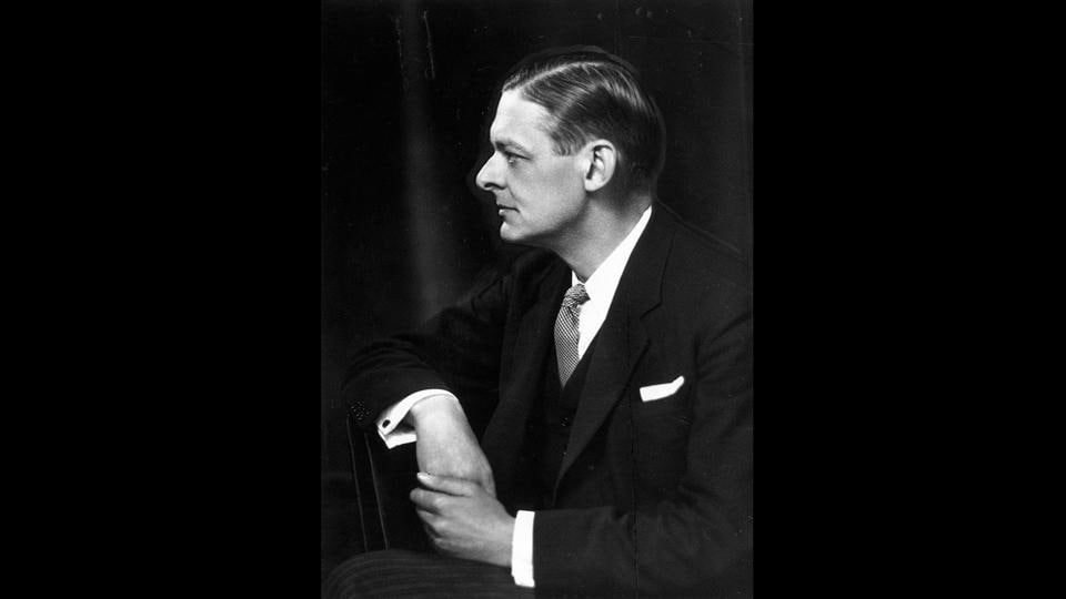 Perhaps more than any other poet of his time, Eliot's literary works balanced tradition and modernity, something that can be thought of as his legacy.  (Hulton Archive / Getty Images)