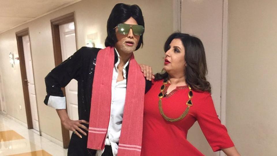 Farah Khan,Shilpa Shetty,Riteish Deshmukh
