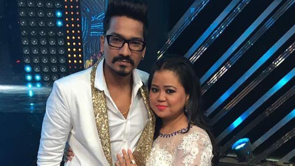 Bharti Singh and Haarsh Limbaichaiyaa appeared together on Nach Baliye.