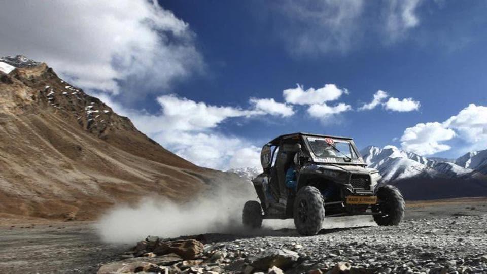 Raid de Himalaya,Maruti-Suzuki Raid-De-Himalaya,Onkar Sharma