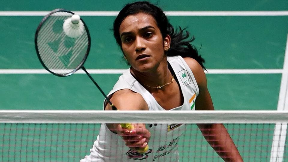 PVSindhu became the second athlete to be nominated for Padma Bhushan this year after MSDhoni.