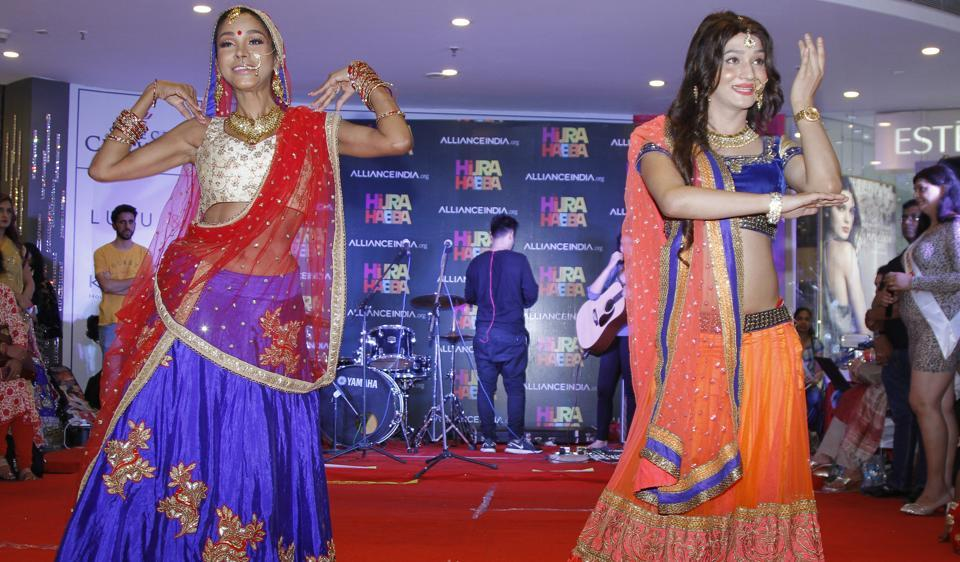 Hijra Habba: Here's how these talented transgenders showcased their