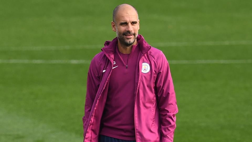 Pep urges people not to compare Man City with Barca