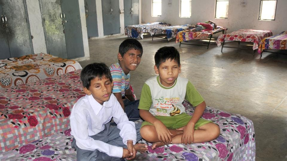 Home and School for Visually Impaired,state-run blind school,Punjab blind school