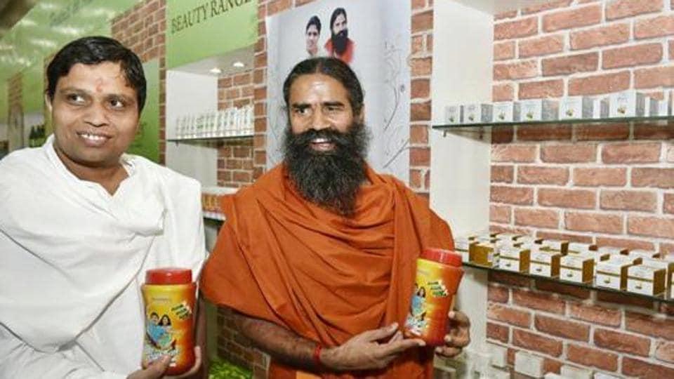 Balkrishna,Patanjali,D-Mart