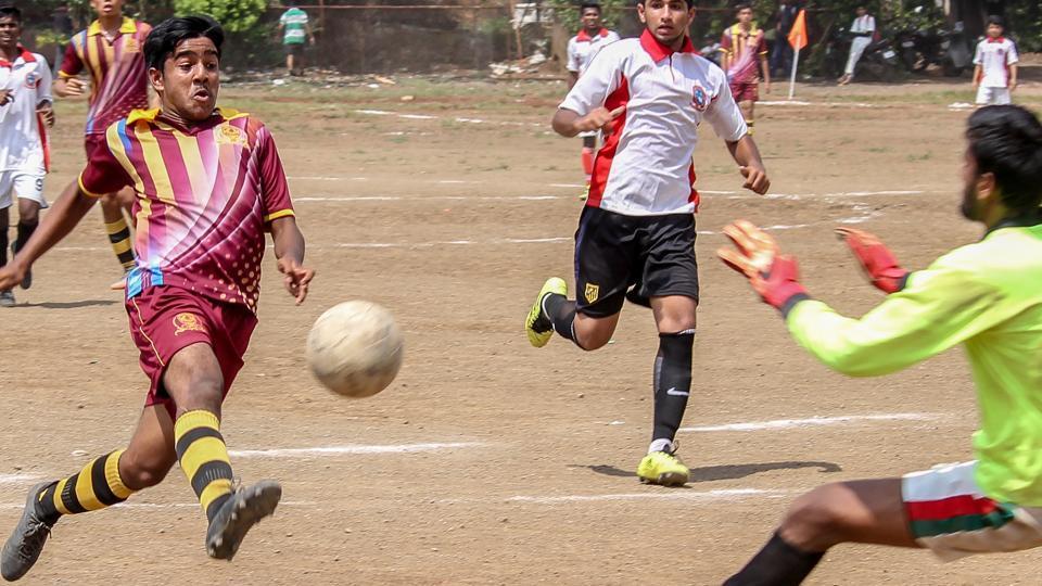 Football,Bishop's School Camp,SSPMS grounds