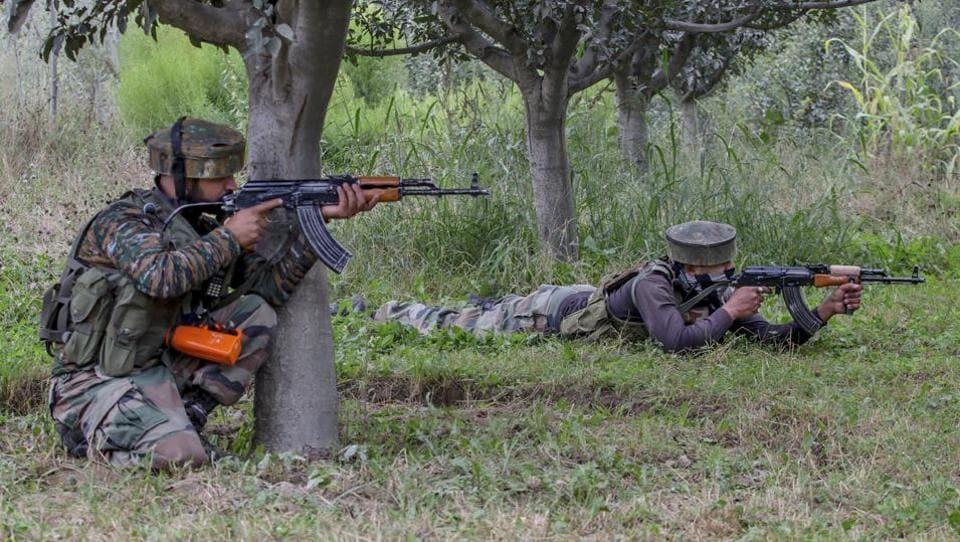 Pakistani intruders,Pakistan,Jammu and Kashmir
