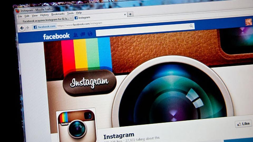 Instagram,Facebook,Social Networking