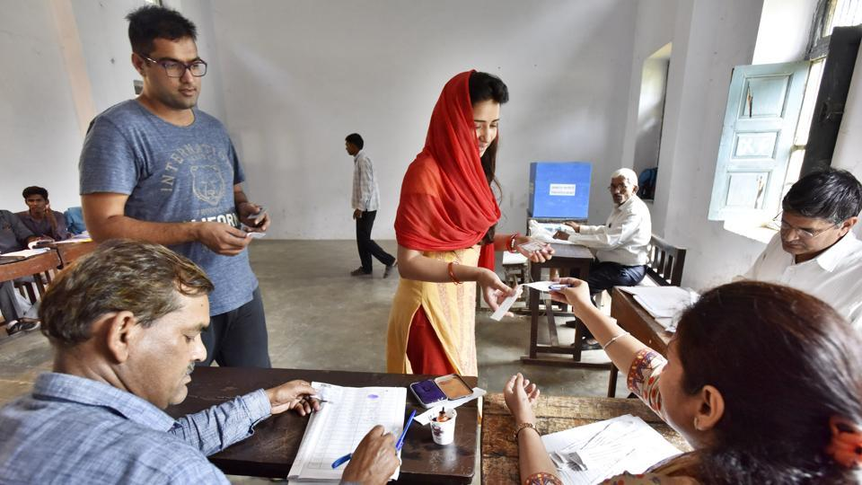The villages falling under these wards are Nathupur, Chakkarpur, Sikanderpur, Kanhai and Silokhra, where the voter turnout was above 75%, which helped to significantly boost the overall voter turnout in these wards.