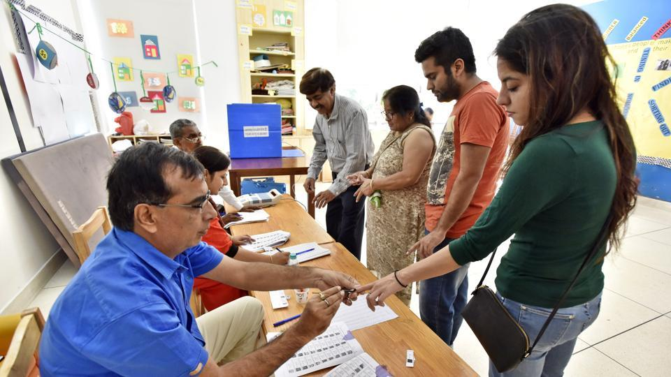 NOTA,MCG elections,Gurgaon civic elections