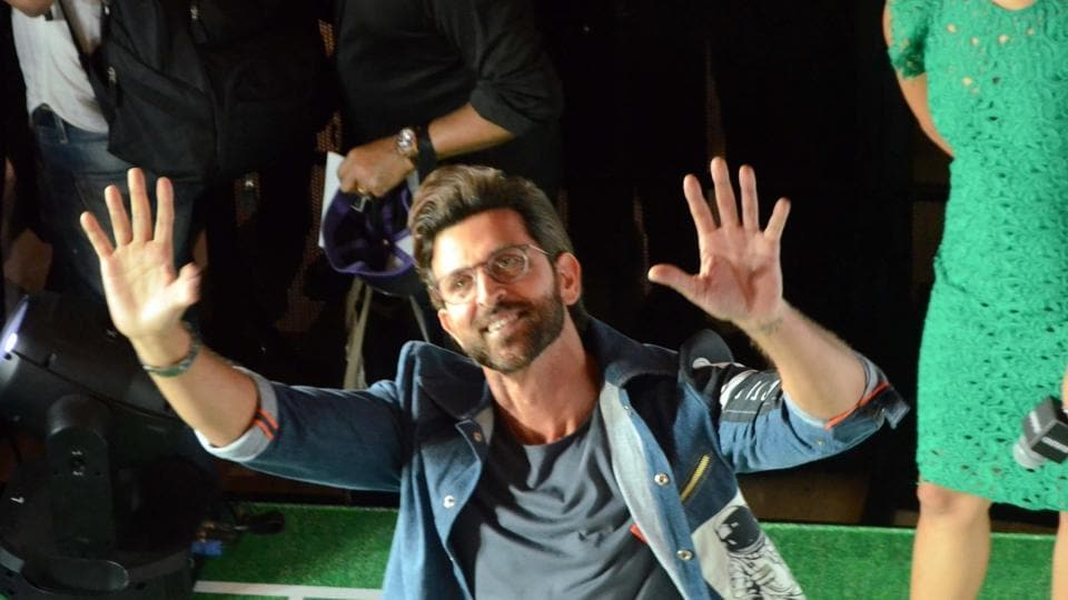 Hrithik Roshan has played double roles in Krrish and Krrish 3.