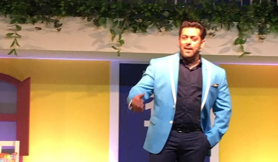 Bigg Boss 11,Salman Khan,Bigg Boss 11 launch