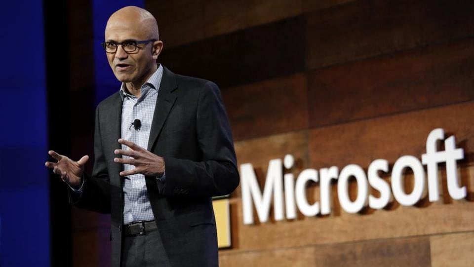 Satya Nadella,privacy,data security
