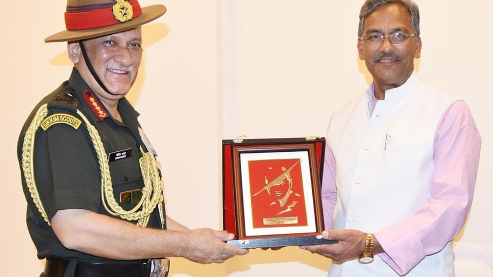 The BJP government had sought deployment of retired army doctors in Uttarakhand during a meeting between chief minister Trivendra Singh Rawat and Army chief Gen Bipin Rawat in Dehradun in June this year.