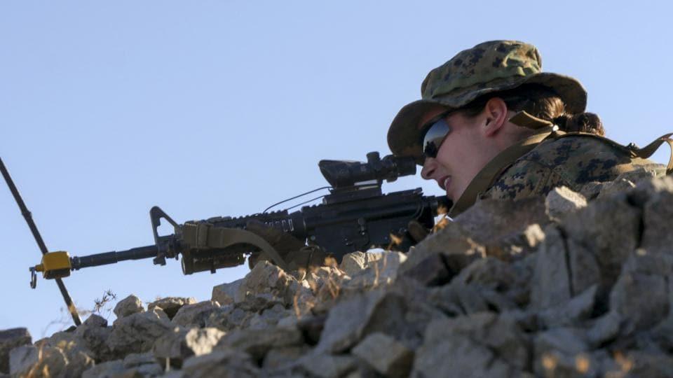 US Marine,US infantry officer,Marine Corps
