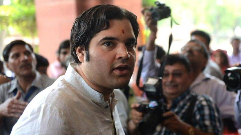 BJP MP Varun Gandhi said India should give asylum to Rohingyas after analysis of security concerns. (AFP file photo)