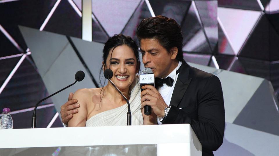 Shah Rukh Khan,Vogue Women Awards,Natalia Vodianova