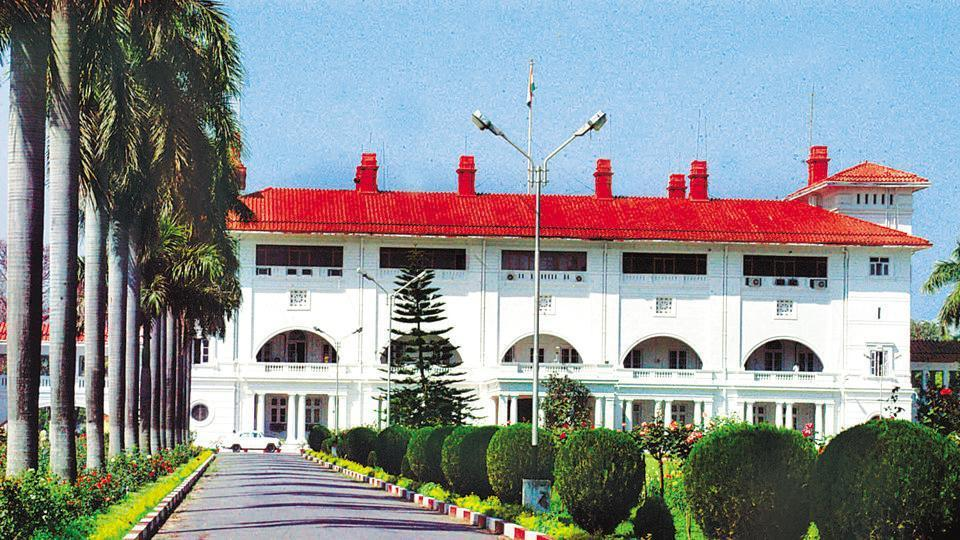 Patna Raj Bhawan,Brajesh Mehrotra,Letter to VCs