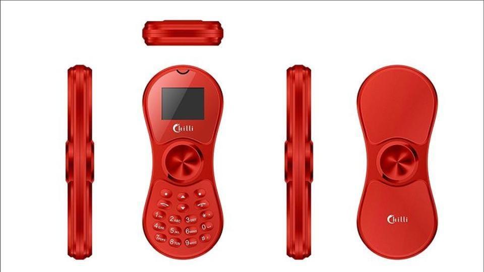 K118,fidget spinner,Chilli International Holding