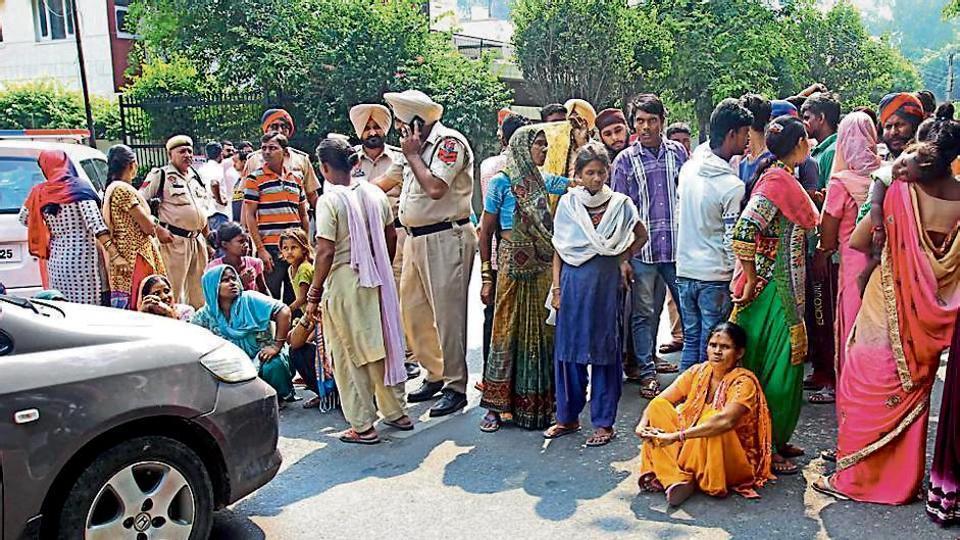 Domestic help dies,Ludhiana,kin accuse employer