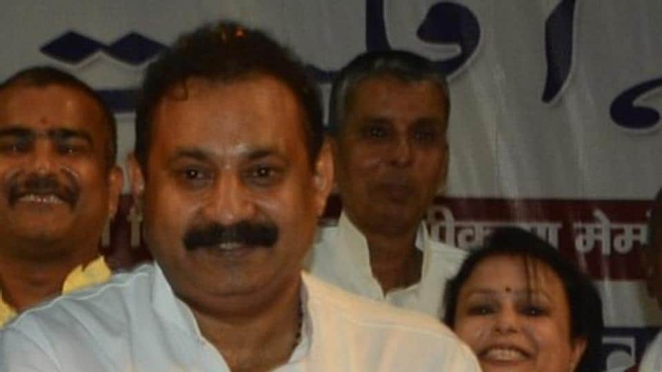 Ashok Choudhary was removed as the Bihar Congress chief on Tuesday.