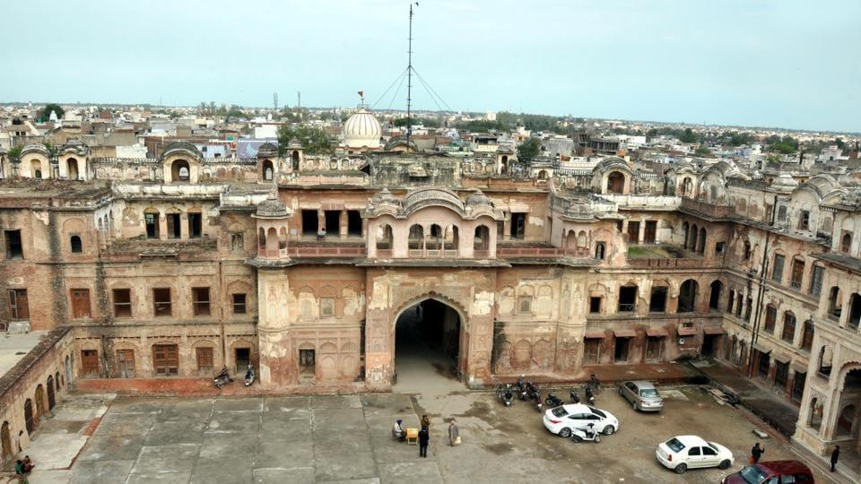 Punjab news,heritage sites in Punjab,Qila Mubarak