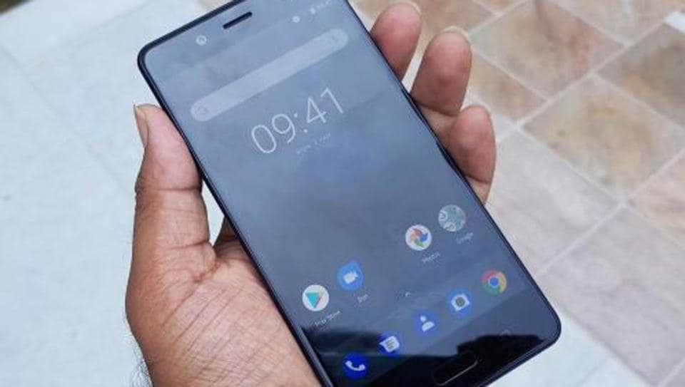 The Nokia 8 launched in India on Tuesday for Rs 36,999.