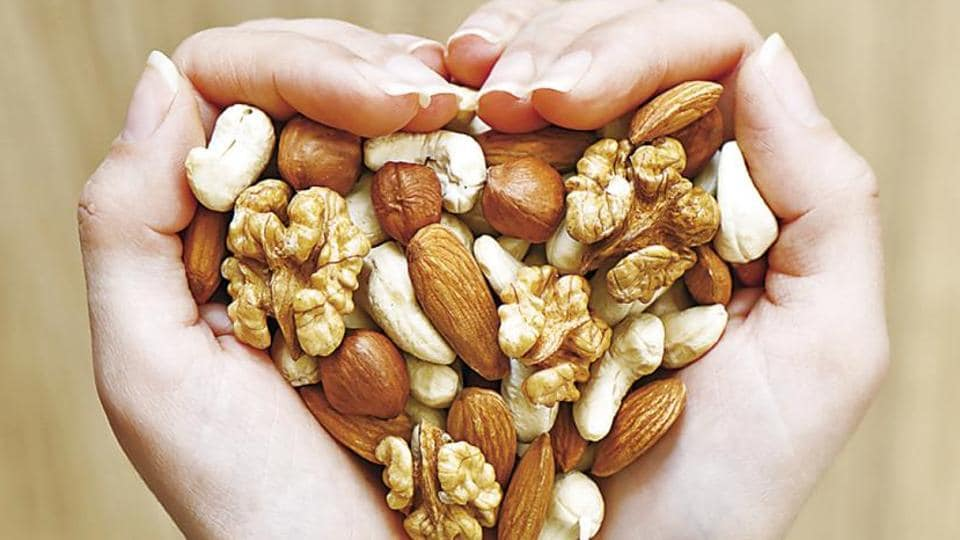 Health benefits,Nuts,Almonds
