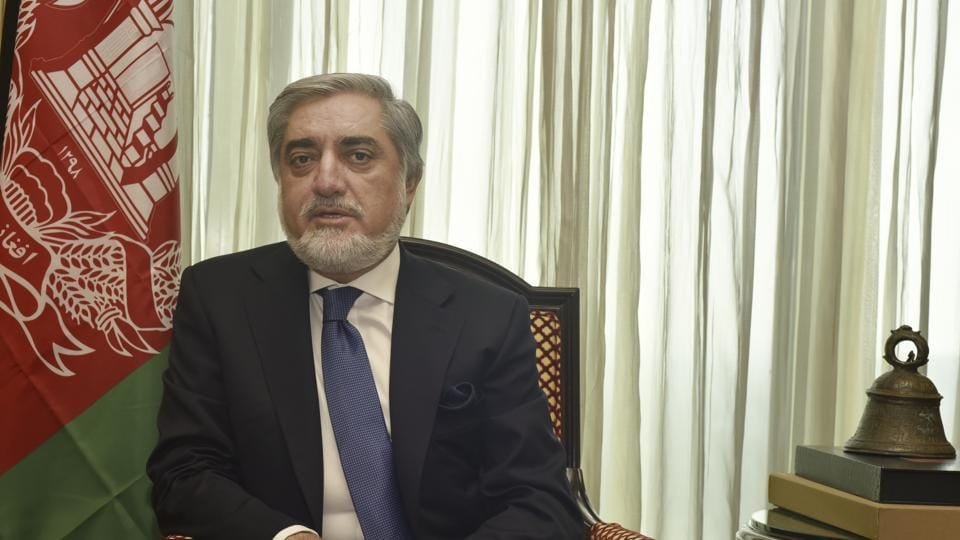 Afghan chief executive Abdullah Abdullah begins his week-long India visit on Wednesday.