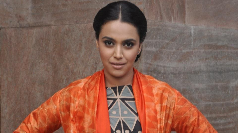 Swara Bhasker feels that actors' job isn't only to entertain, but influence lives positively