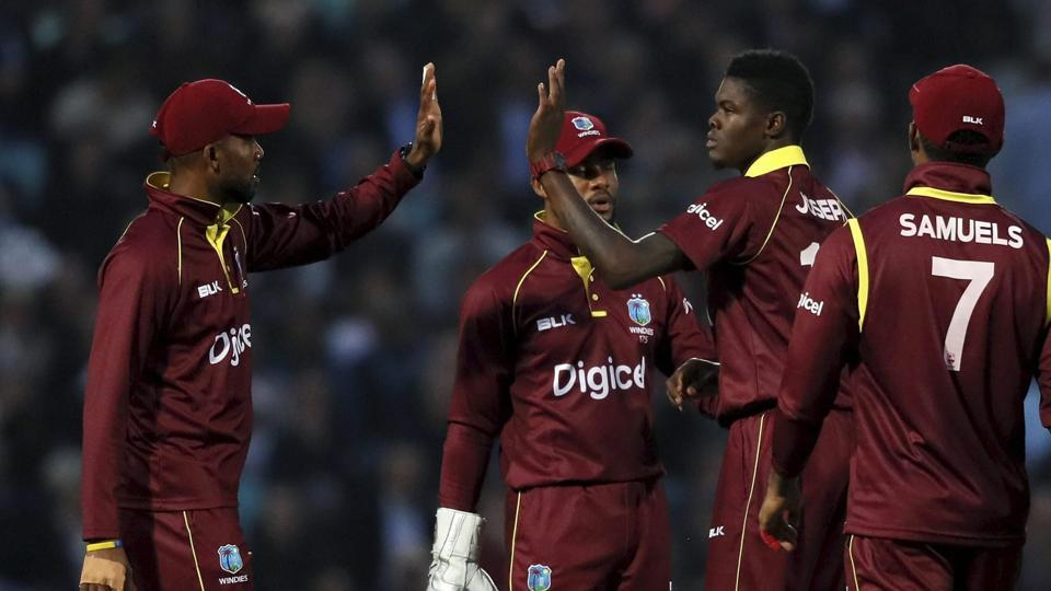 The West Indies are taking on England in the 4th ODI at The Oval in London on Wednesday. Get full cricket score and highlights of England vs West Indies, 4th ODI here.