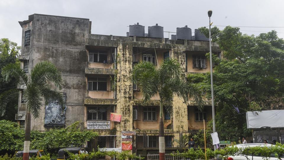 Mumbai,Mumbai BMC school,Powai school