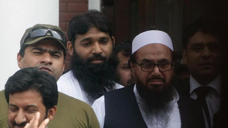 Hafiz Saeed,26/11 attacks,Pakistan