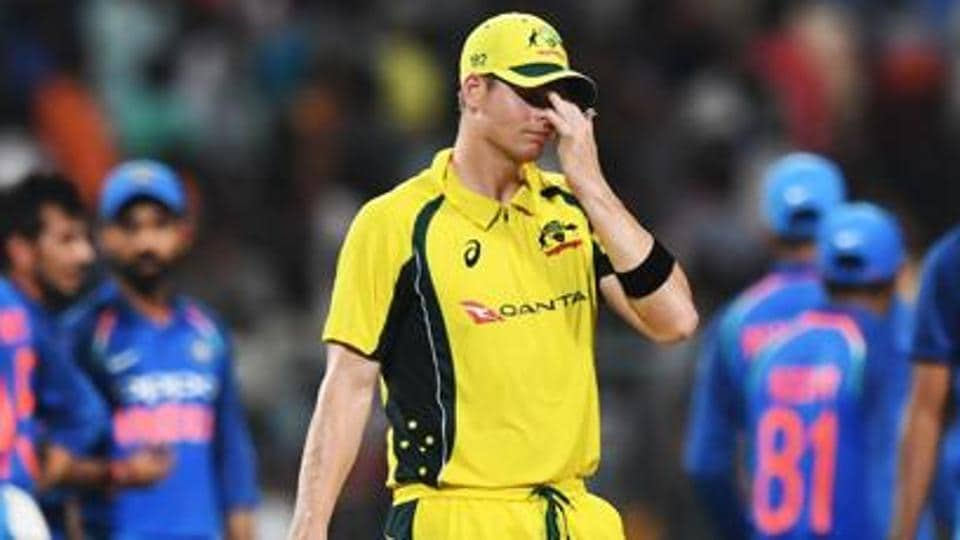 Steve Smith-led Australian cricket team has already lost the ongoing ODI series against Indian cricket team.
