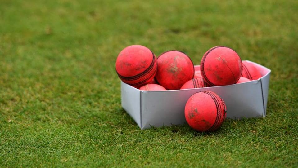 The pink ball will be used for the India A vs New Zealand second unofficial Test in Vijayawada.