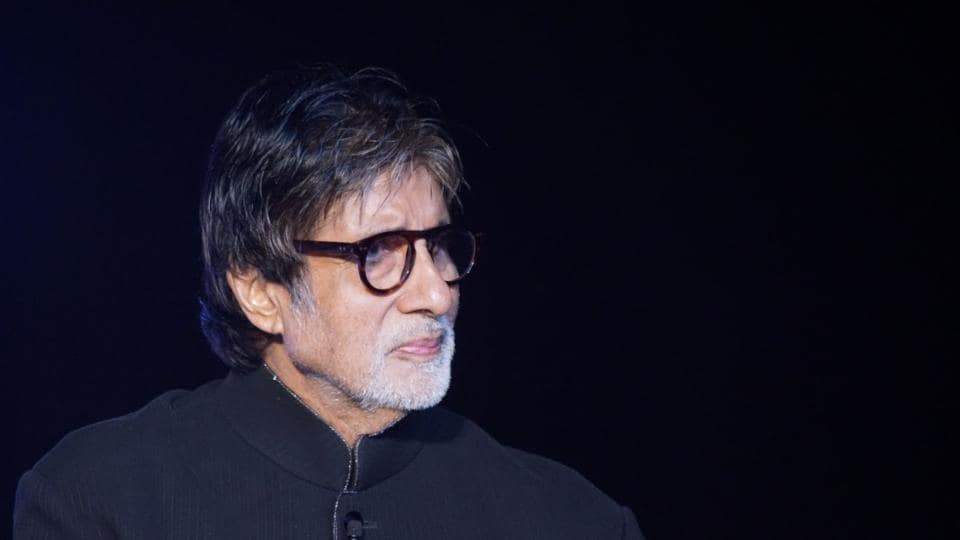 Amitabh Bachchan can look good in any role.