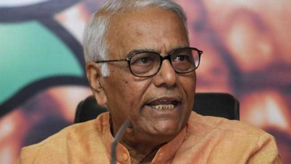Former finance minister Yashwant Sinha claimed in an Indian Express article, titled 'I need to speak up now', that raids have become the order of the day under the Modi regime.
