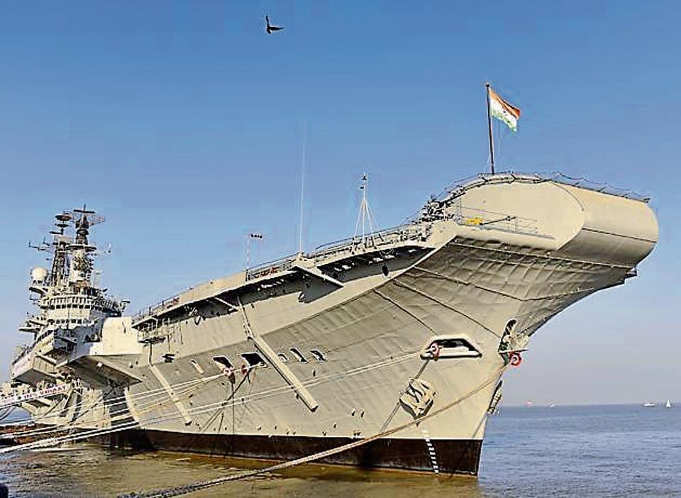 Maharashtra wants INS Viraat, the majestic aircraft carrier, to be parked at Vasai creek close to Mumbai.
