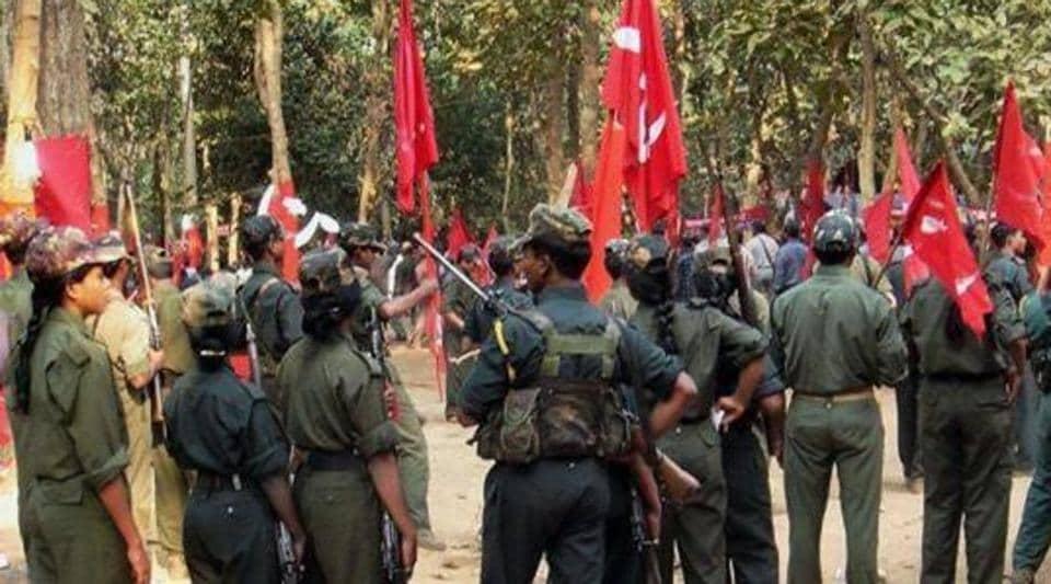 Maoists,Bastar,Chhattisgarh
