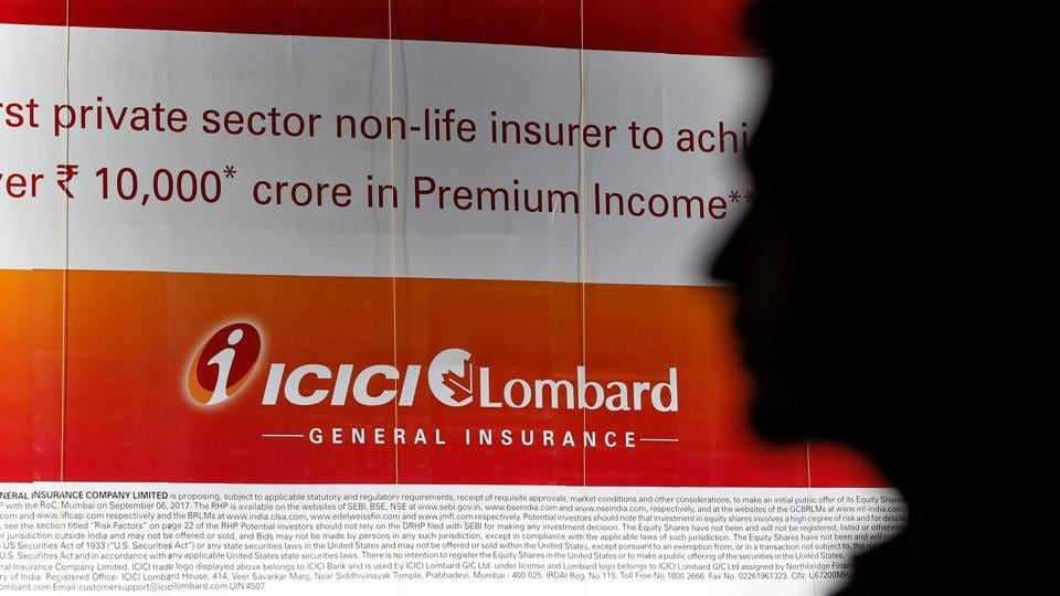 India's ICICI Lombard makes tepid trading debut after $871 mln IPO