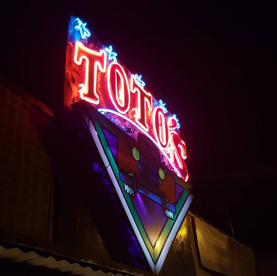 Toto's runs on nostalgia and a no-frills philosophy