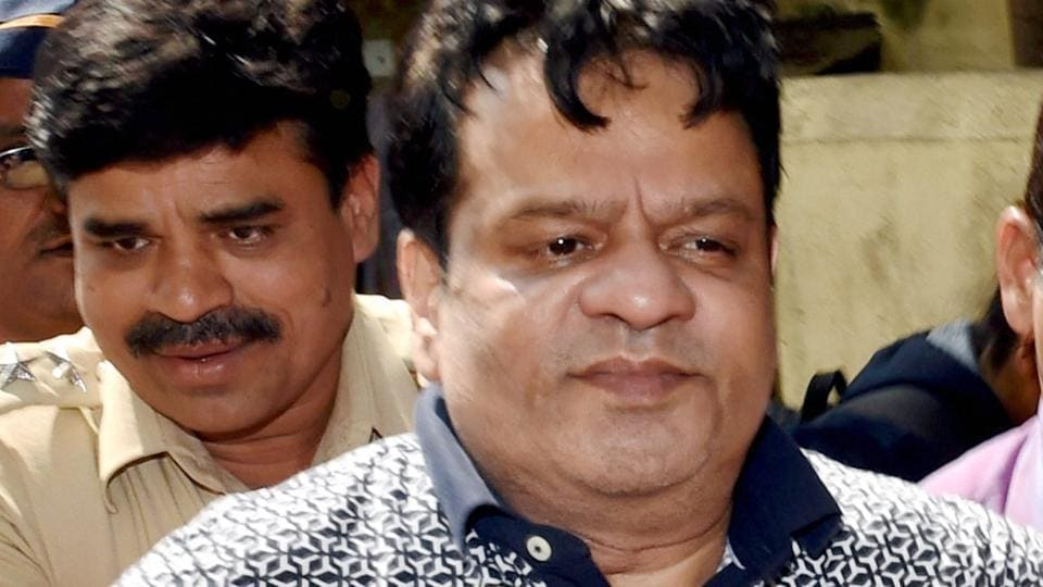 Iqbal Kaskar's financier Pankaj Gangar arrested
