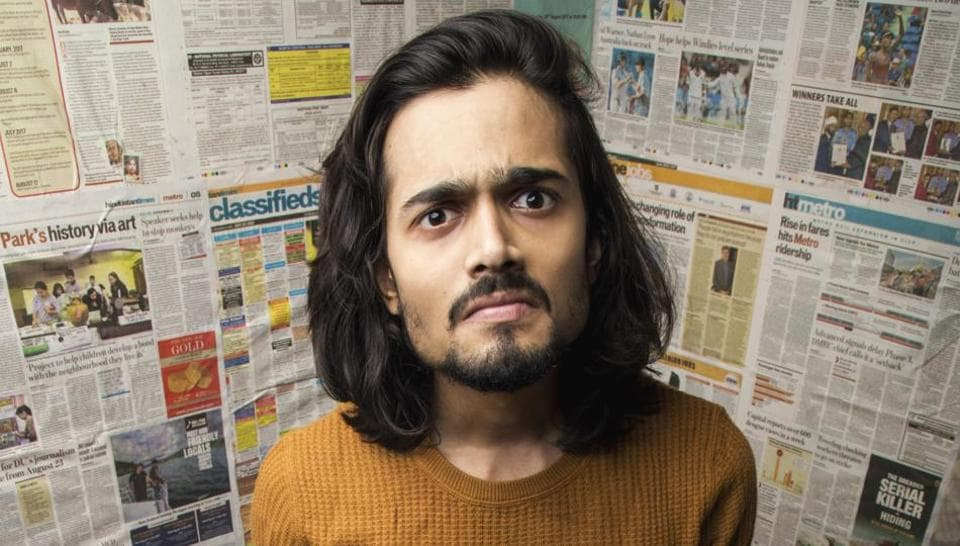 Comedian Bhuvan Bam says contrary to reports, he is not part of television reality show, Bigg Boss.