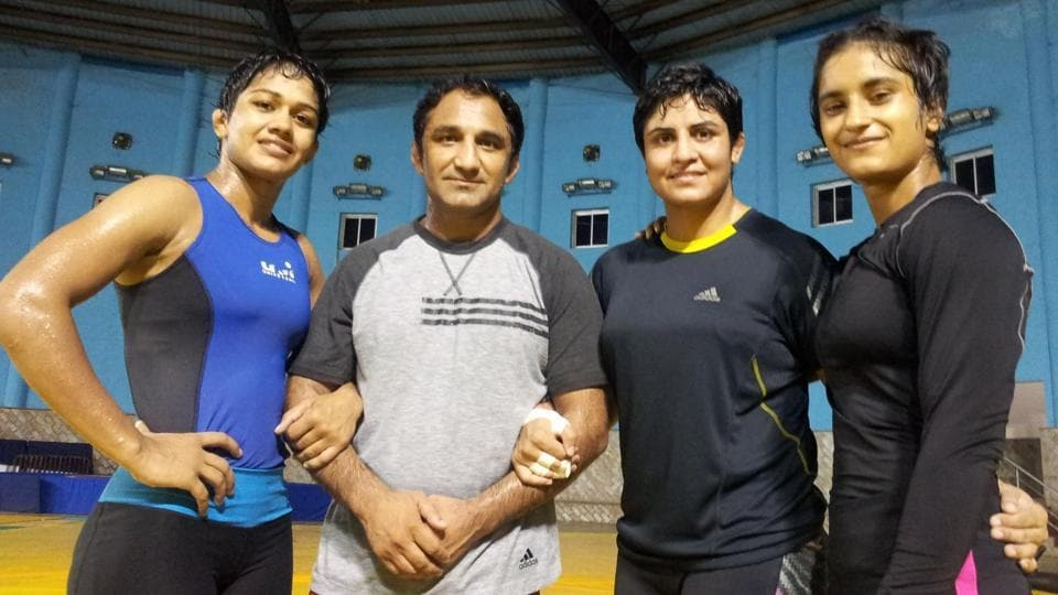 Kripa Shankar Patel, suspended by the Wrestling Federation of India (WFI), is  a former Commonwealth champion and an Arjuna Award winner, and had worked for a long period with the Indian women wrestlers.