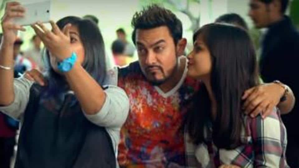 Aamir Khan plays a music composer in Secret Superstar.