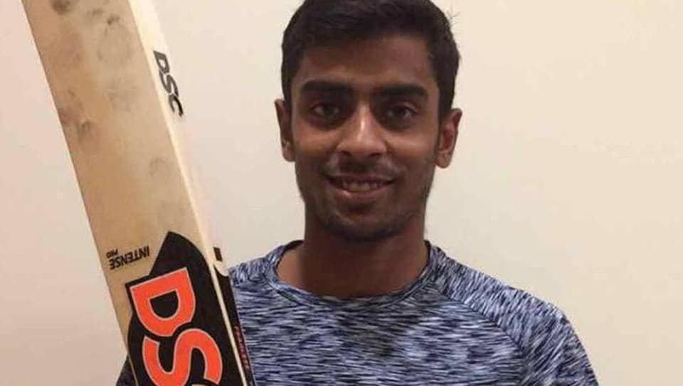 Abhimanyu Easwaran, 22, has been impressive in the India Blue vs India Red Duleep Trophy final.