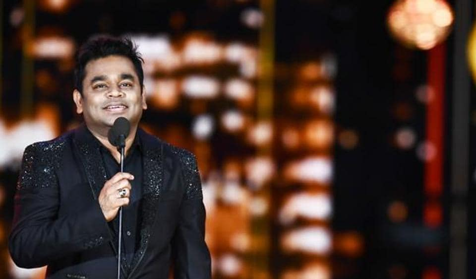 A R Rahman directed the recently released concert film, One Heart.