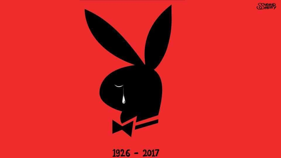 """Playboy founder Hugh Hefner, once called the """"prophet of pop hedonism"""" by Time magazine, peacefully passed away at his home on Wednesday."""