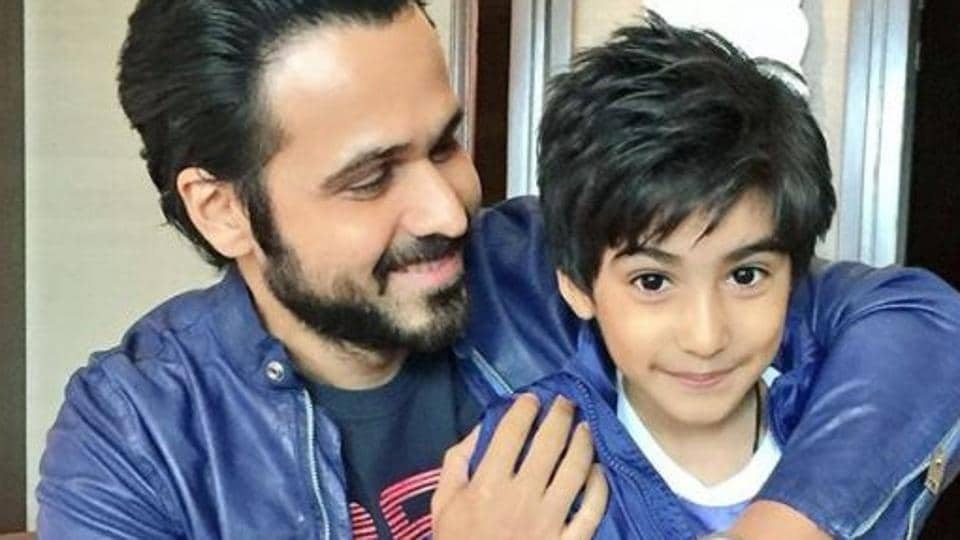 Emraan Hashmi: My son can't watch my films; they're not rated for children - bollywood - Hindustan Times