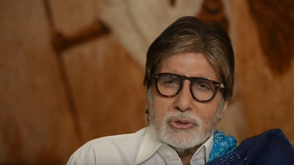 Amitabh Bachchan has extended support to activist Kailash Satyarthi's campaign against child sex abuse.